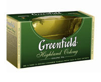 Greenfield oolong, 25 пакетиков