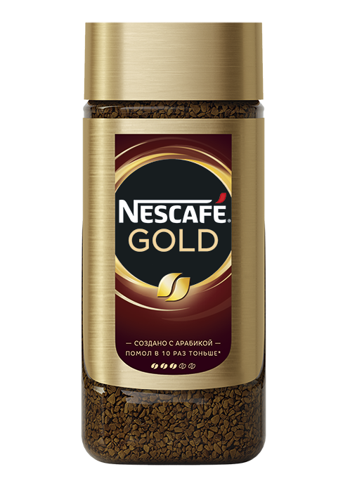 Кофе Nescafe Gold, 95 гр.
